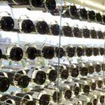 transperente vinskabe