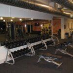 Fitnesscenter spejle