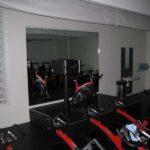 fitness spejl
