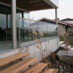 Glasværn terrasse