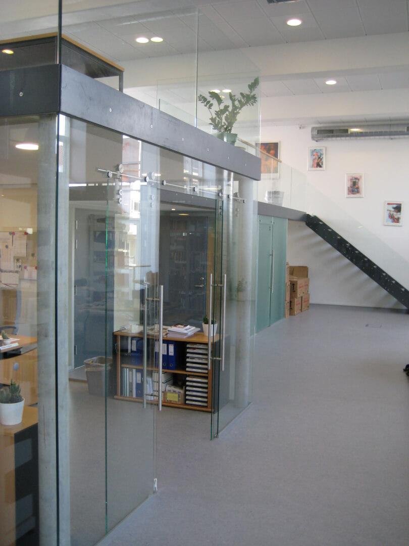Silkeborg-handelsskole glas
