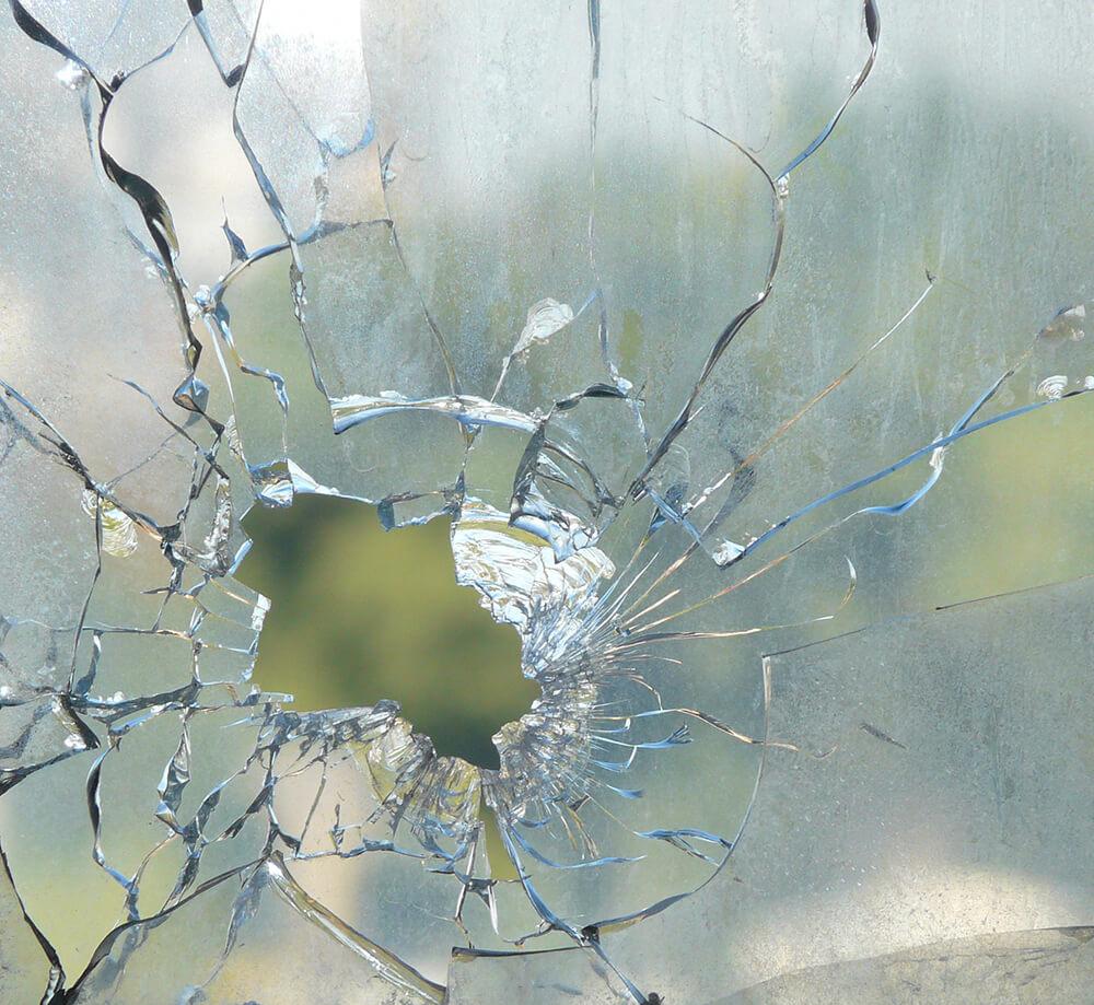 glasskade