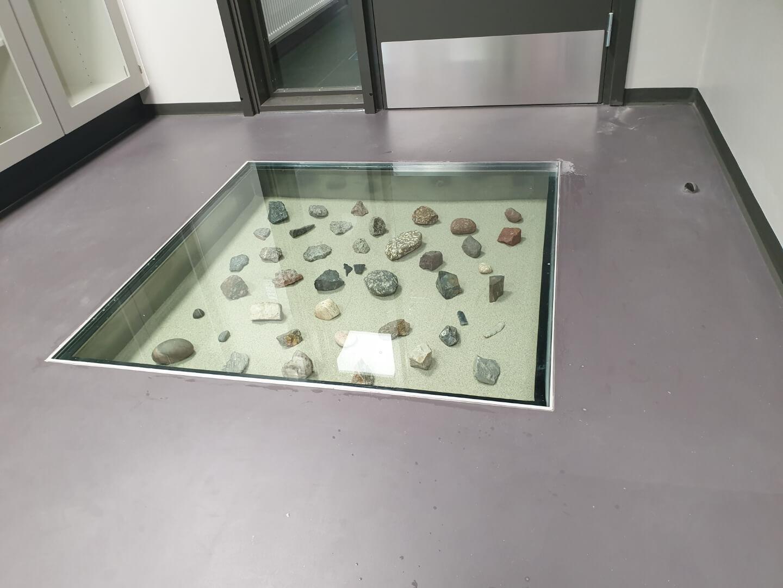 gulvglas