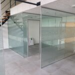 glasvægge til kontor