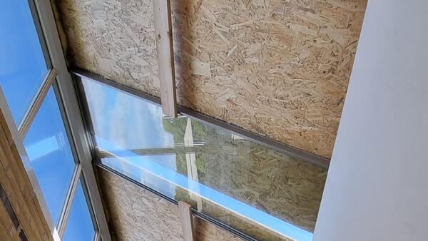 Renovering ovenlys vinduer til energiruder