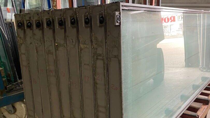 glaspanaler til ovenlys reparation